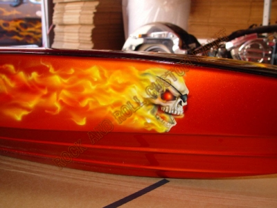 Miscellaneous - Rock and Roll Custom Paint
