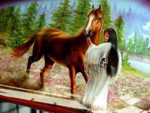 Americana Custom Paint 198