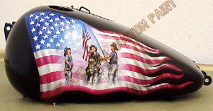 Americana Custom Paint 202