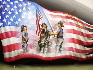 Americana Custom Paint 203
