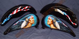 Americana Custom Paint 206