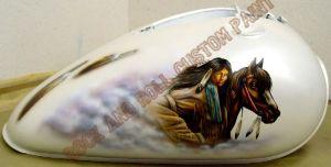 Americana Custom Paint 209