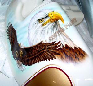 Americana Custom Paint 214