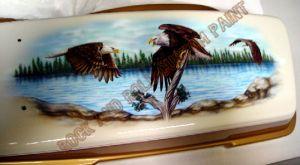 Americana Custom Paint 215