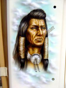 Americana Custom Paint 218