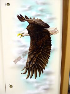 Americana Custom Paint 219