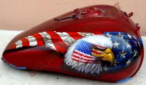 Americana Custom Paint 224