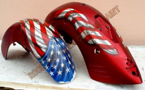 Americana Custom Paint 226