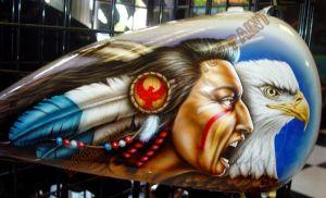 Americana Custom Paint 227