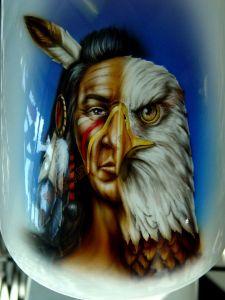 Americana Custom Paint 229