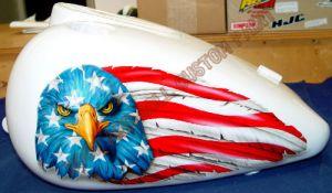 Americana Custom Paint 233