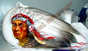 Americana Custom Paint 241