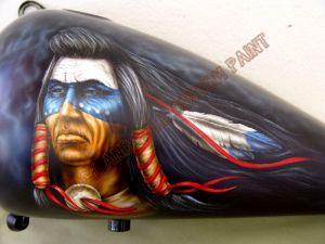 Americana Custom Paint 245