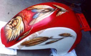 Americana Custom Paint 246