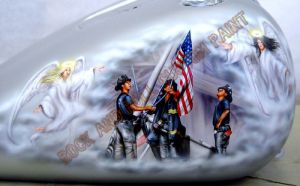 Americana Custom Paint 250