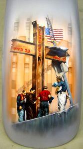Americana Custom Paint 251