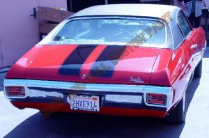 Auto Custom Paint 1069