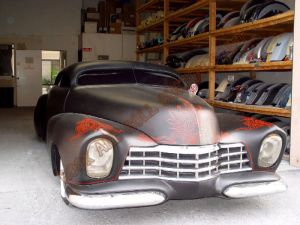 Auto Custom Paint 1071