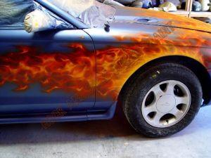 Auto Custom Paint 1081