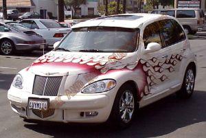 Auto Custom Paint 1133