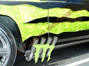 Auto Custom Paint 1157