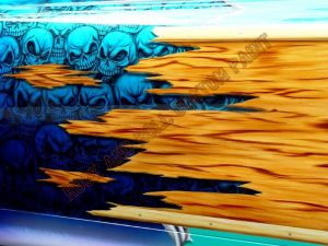 Auto Custom Paint 1163