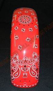 Bandana Set Custom Paint 2244