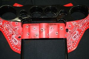 Bandana Set Custom Paint 2251