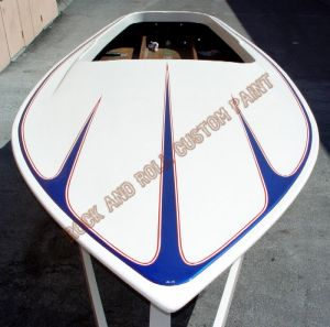 Boats Custom Paint 1239