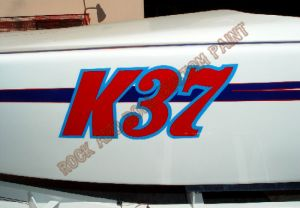 Boats Custom Paint 1242