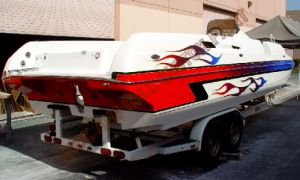 Boats Custom Paint 1247