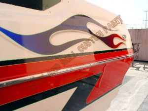Boats Custom Paint 1248