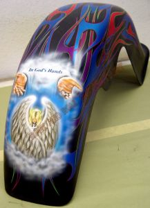 Christian Custom Paint 345