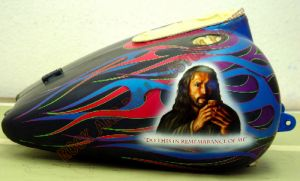 Christian Custom Paint 347