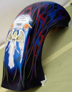 Christian Custom Paint 349