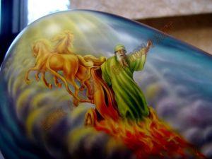 Christian Custom Paint 385