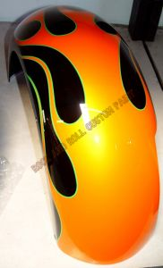 Flames Custom Paint 462