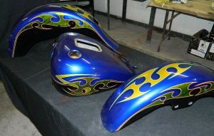 Graphics Custom Paint 2355