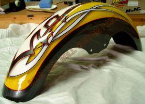Graphics Custom Paint 675