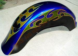 Graphics Custom Paint 722