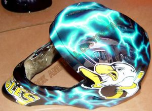 Helmet Custom Paint 103