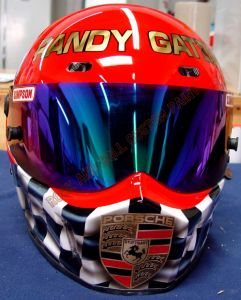 Helmet Custom Paint 110