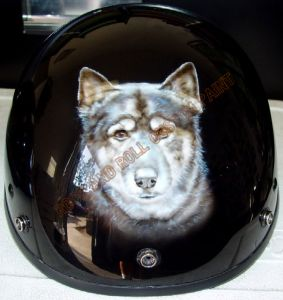 Helmet Custom Paint 119