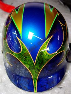 Helmet Custom Paint 122