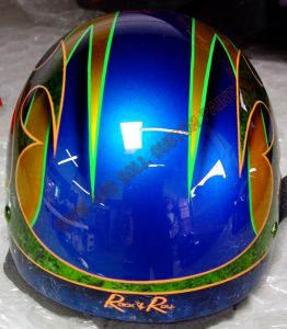 Helmet Custom Paint 124