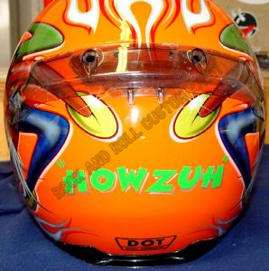 Helmet Custom Paint 133