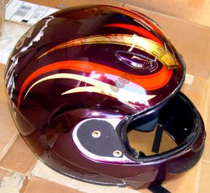 Helmet Custom Paint 136