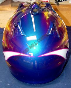 Helmet Custom Paint 153