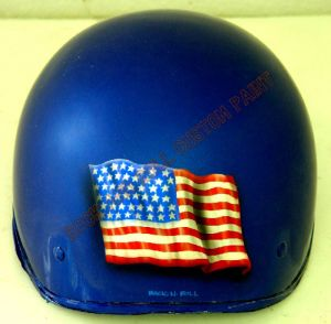 Helmet Custom Paint 159
