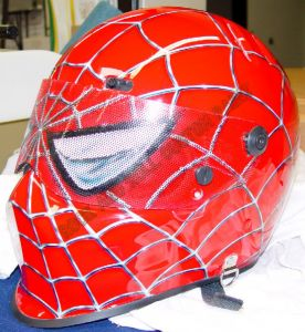 Helmet Custom Paint 161